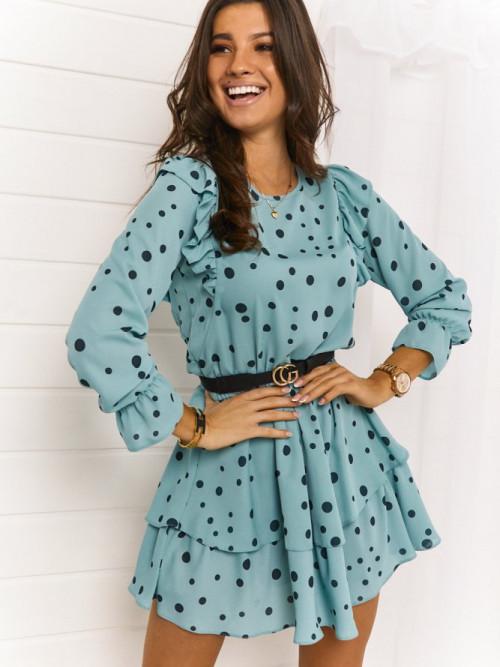 Sukienka CARMEN PRETTY mint