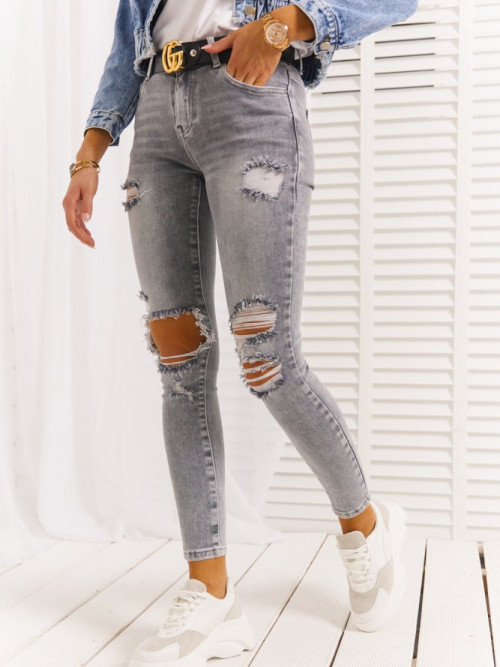 Spodnie SKINNY DENIM Rebel