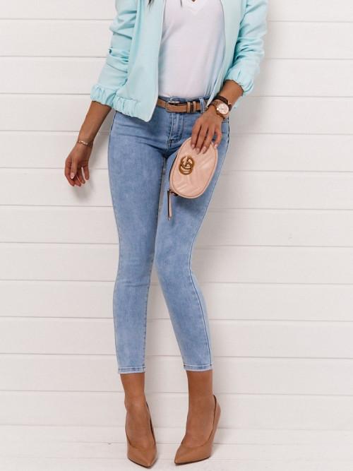 Spodnie RUBI CLASSIC light blue