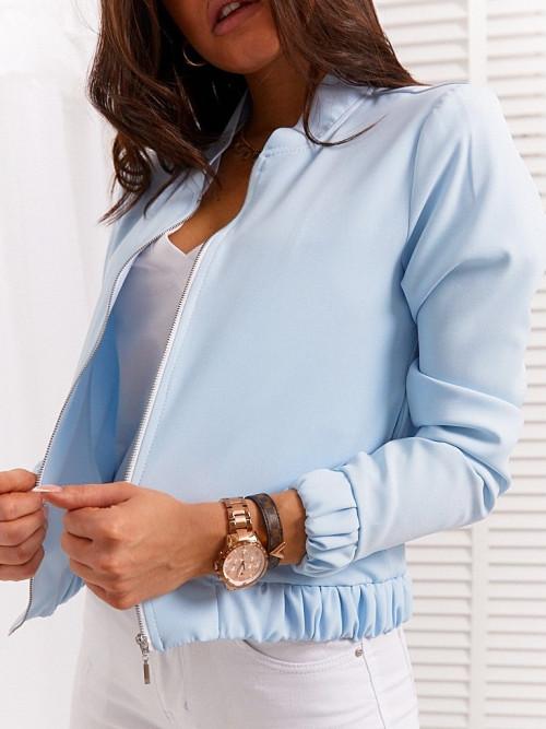 Bomberka SIMPLOS BABY BLUE Streetwear