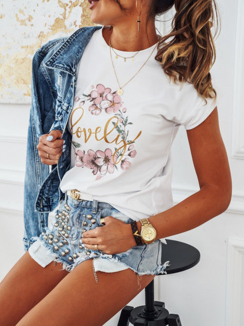 Tshirt LOVELY lifestyle street