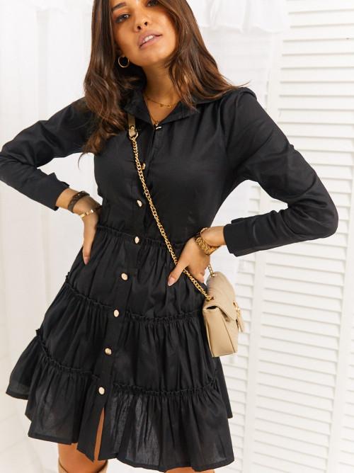 Sukienka SEVENNO black
