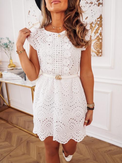 Sukienka BOHO LaVOGUE white