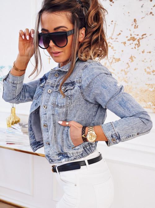 Katana BOMBERKA VINTAGE light jeans
