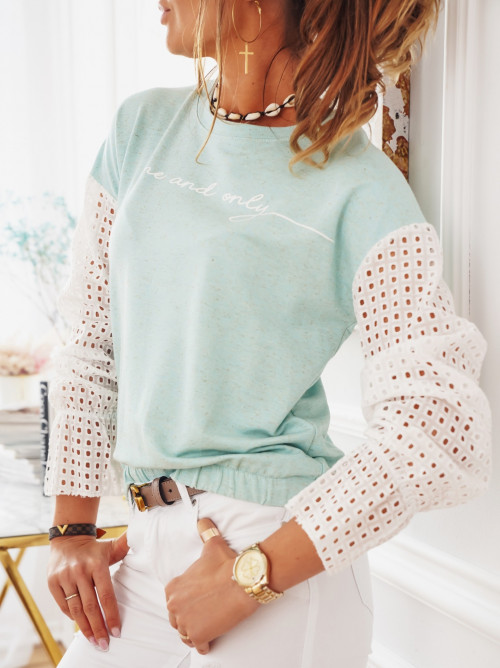 Bluza BOHO and LIFESTYLE MINT