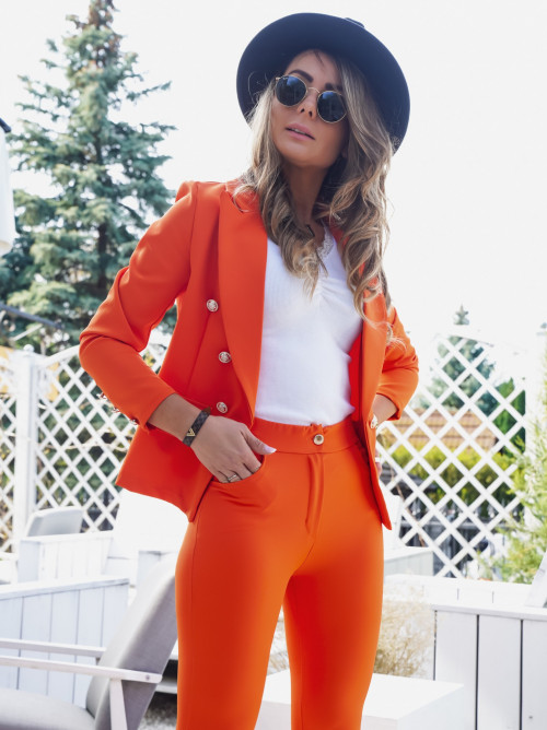Garnitur MARANELLO orange