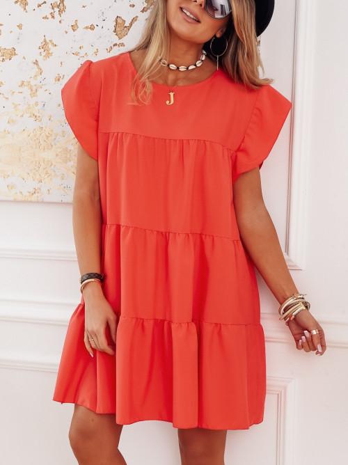 Sukienka GALAXY summer koral