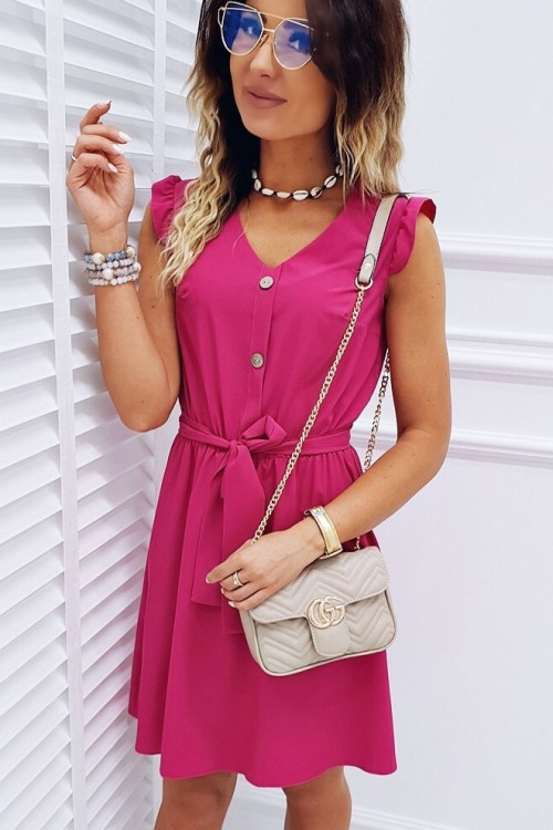Sukienka COZZY MOTYLEK elegance