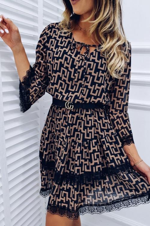 Sukienka FENDS Premium KORONKA