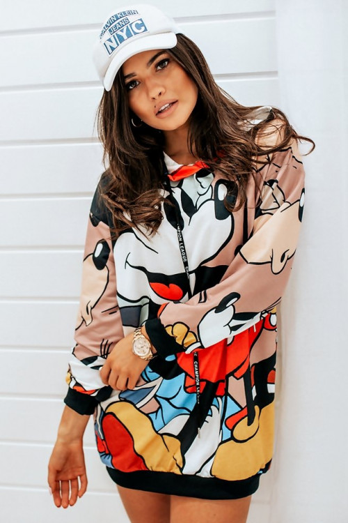 Bluza MICKEY Collor HOODIE