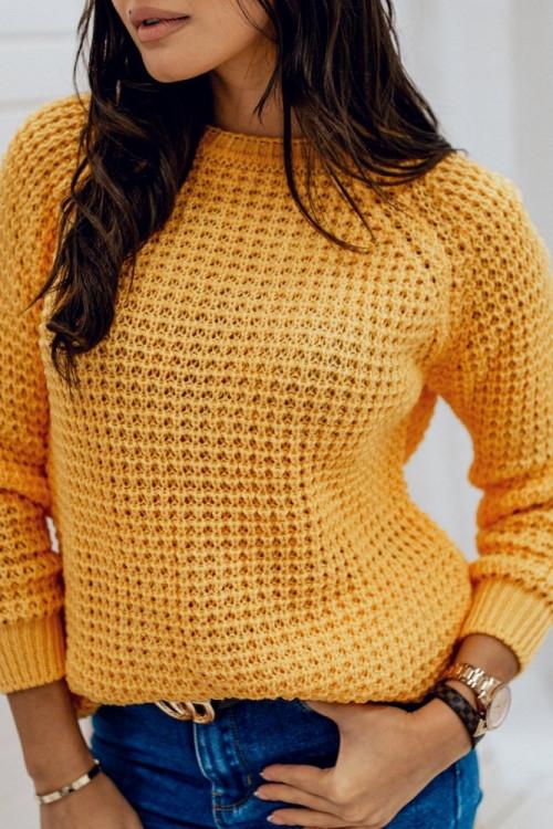 Sweter CARRINA yellow