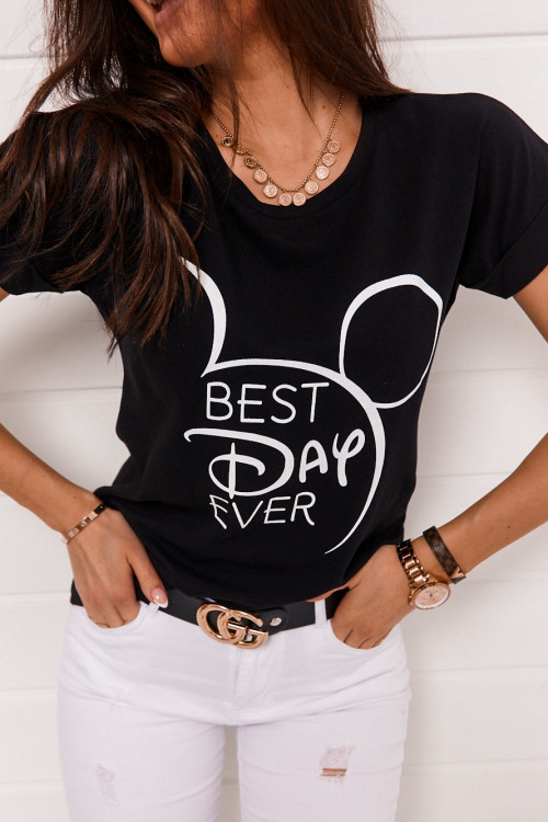 Tshirt MICKEY best day