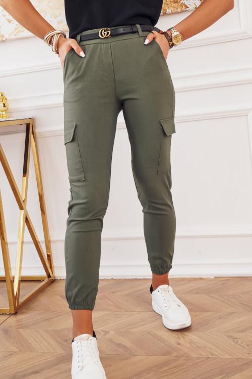 Spodnie QUATTRO pocket pumpy
