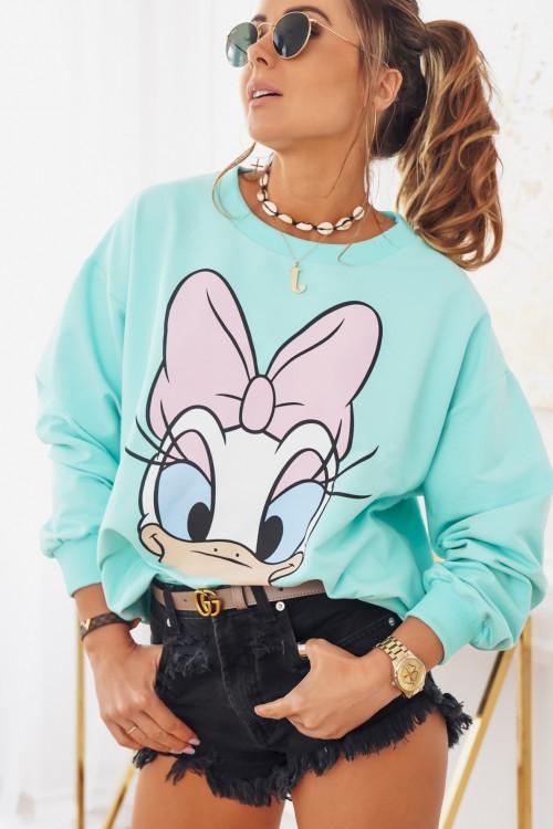 Bluza DAISY STREET mint