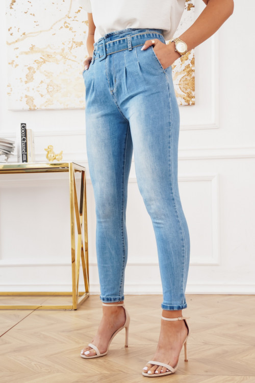 Spodnie CHINO SLOUCH stretch