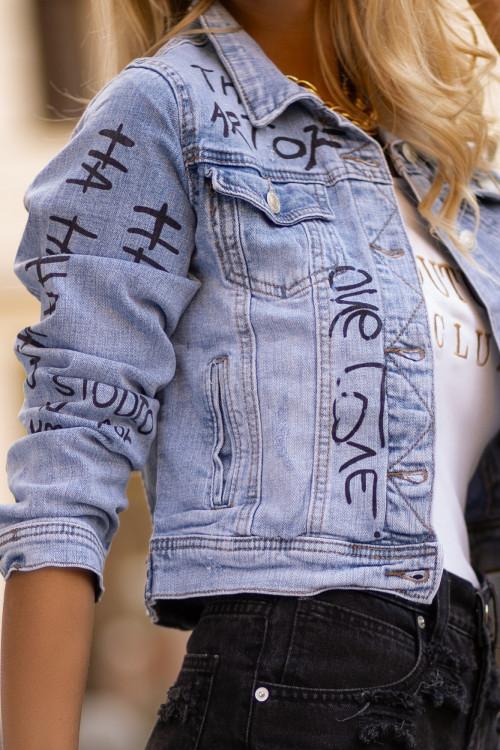 Katana SUBTITLES DENIM jeans