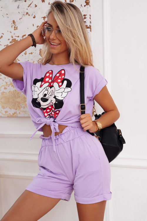 Komplet SUMMER MICKEY shorts