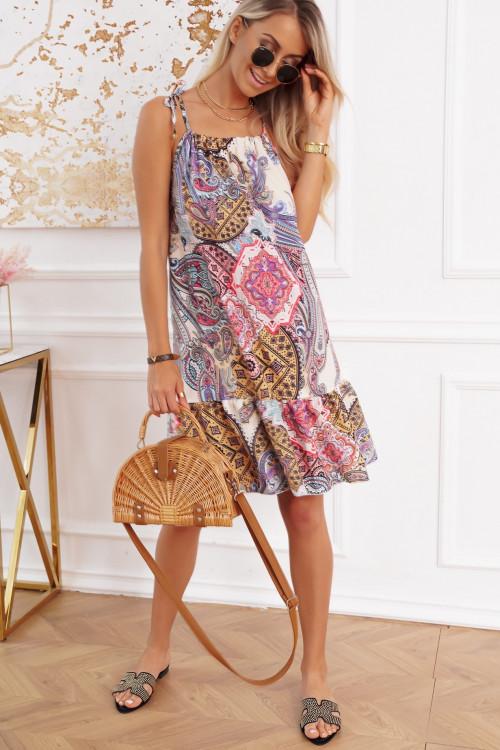 Sukienka ANABELLO AZTECK SUMMER