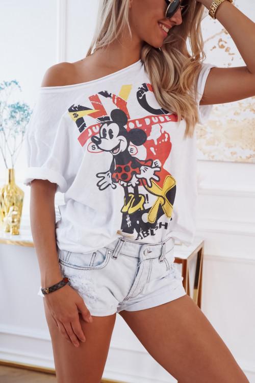 Tshirt NYC MOOD mickey