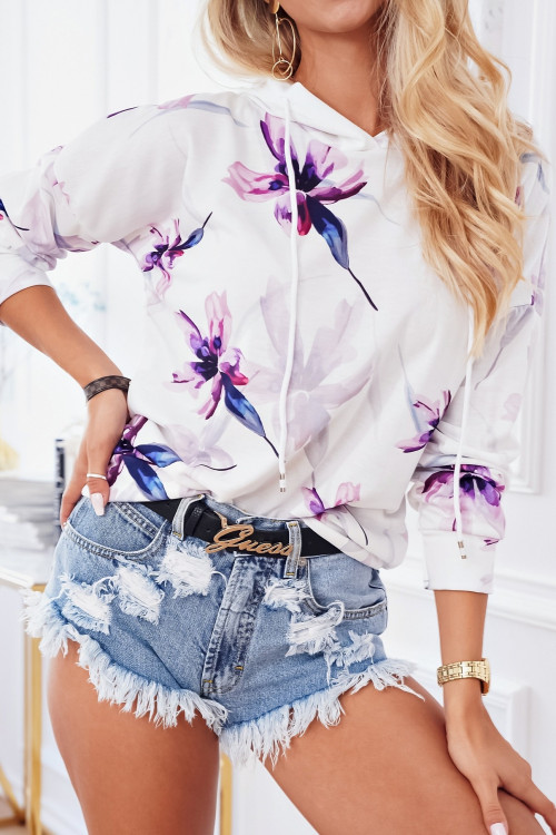 Bluza bawełniana SALVA SUMMER hoodie