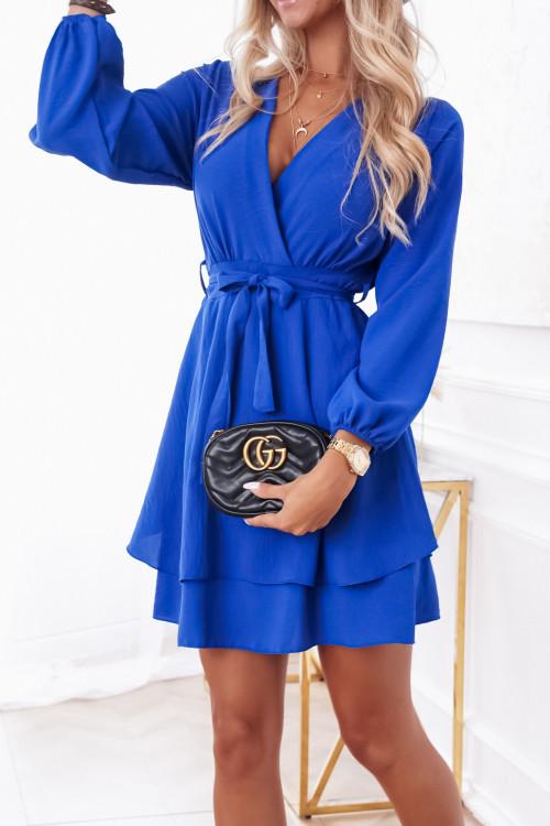 Sukienka MARCELLO elegance chabrowa