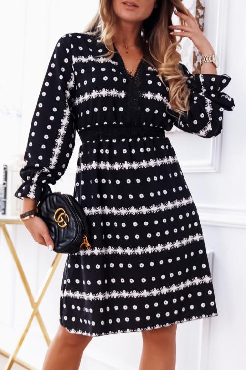 Sukienka BARBERINNO AZTECK