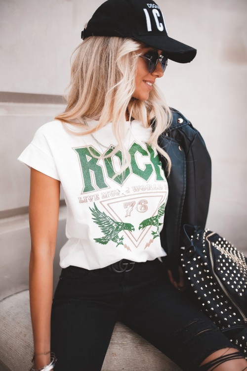 Tshirt ROCK LIVE eagles
