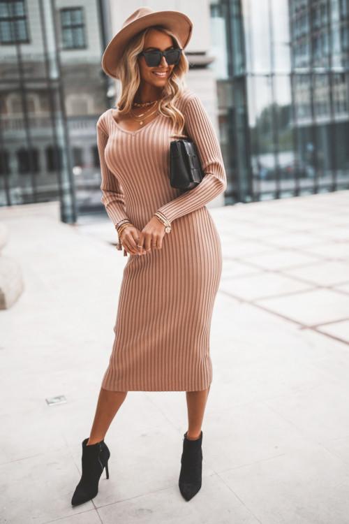 Sukienka MOCHY BODYCON MAXI