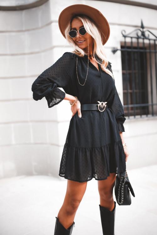 Sukienka MICCO ELEGANCE black