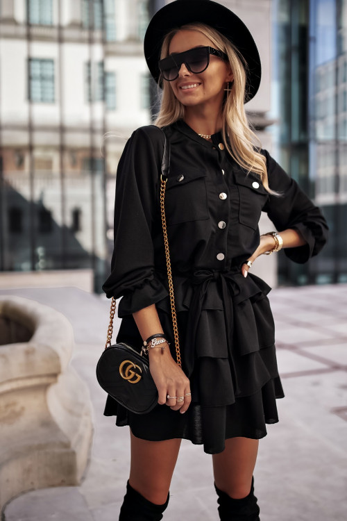 Sukienka KENDALL black