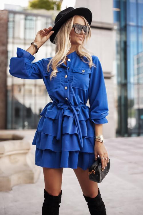 Sukienka KENDALL blue