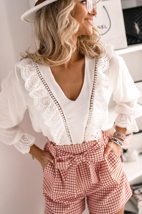 Bluzka BOHO PRESTTO elegance look