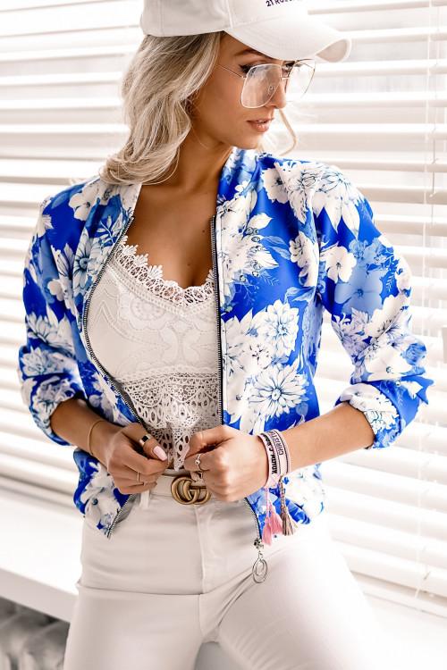Bomberka SPRING FLOWERS blue
