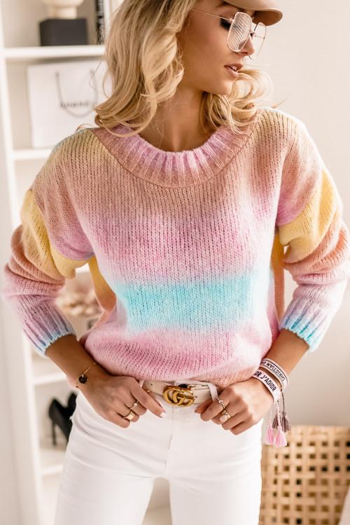 Sweter BERNIE OMBRE spring