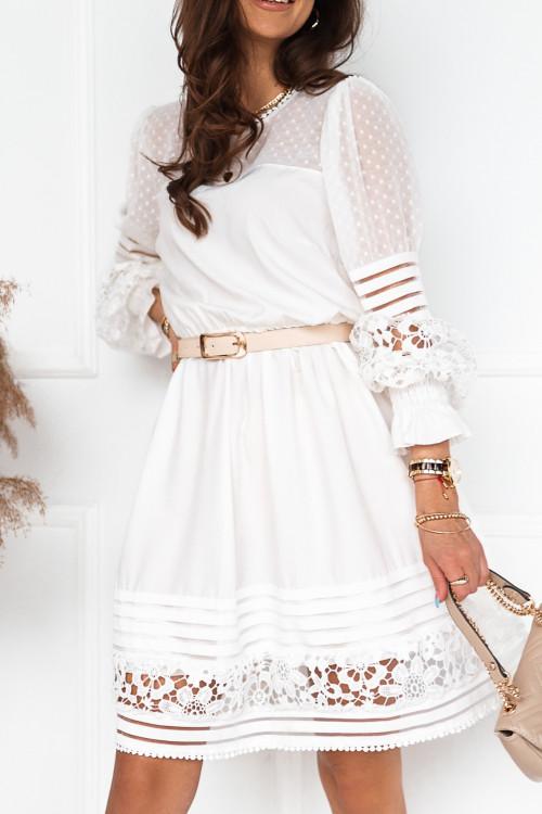 Sukienka MARSHALL ELEGANCE koronki