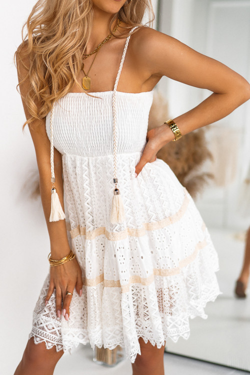 Sukienka SUMMER VIBES boho