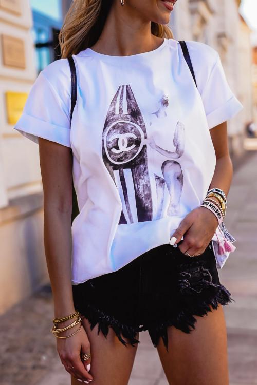 Tshirt STREET SUMMER DESIGN