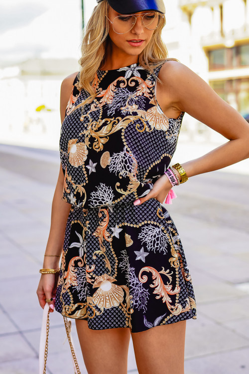 Sukienka ARRUBA PRETTY summer black