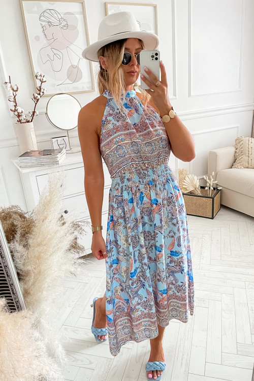 Sukienka MAXI GRESTA summer
