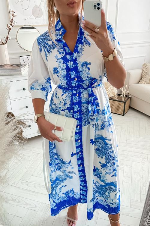 Sukienka PRETTY ELEGANCE maxi