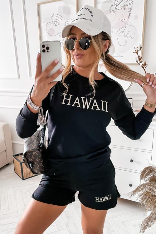 Komplet DRESOWY HAWAII YELLOW spring BLACK