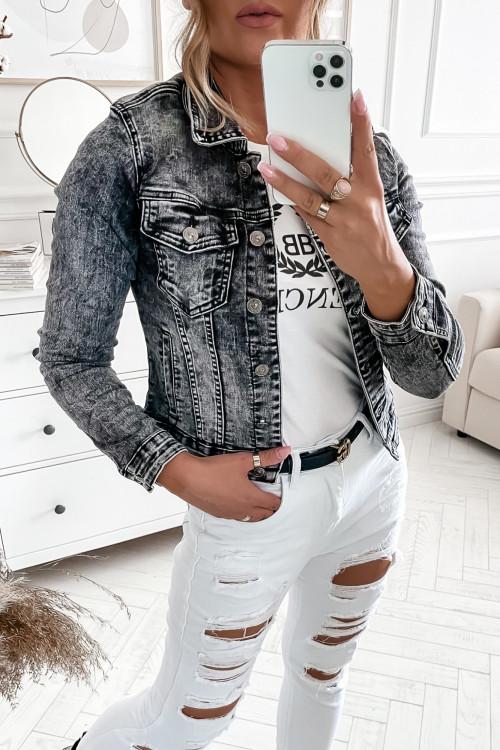 Katana jeansowa WASHED DENIM Rebecca
