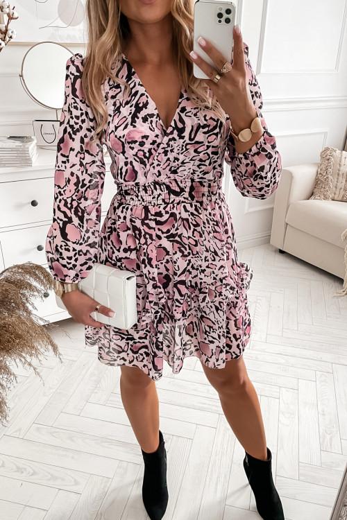 Sukienka MARCELLO Panthers CANDY PINK