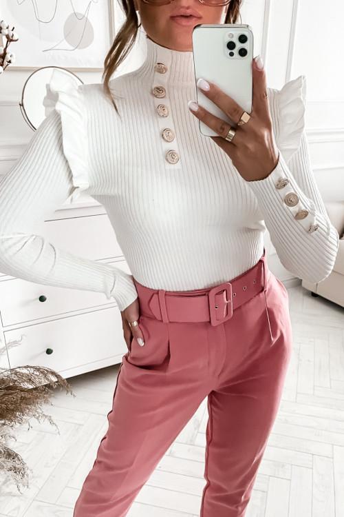Sweterek klasyczny FILESSIA bodycon
